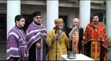 Йордановден в Бургас, 06.01.2012