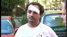 Трафопост избухна в жилищен блок в Бургас