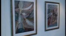 "Изложба: Картини от пленера ""Слънце и бриз"", Бургас, 04.02.2012"