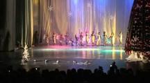 Коледен концерт 2011, Танцова школа Аякс, Бургас, 17.12.2011 г.