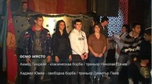 Бал на 10-те най-добри спортисти от Спортно училище Юрий Гагарин – Бургас, 15.12.2011
