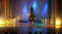 Коледен концерт на Танцова школа Естрела 2011