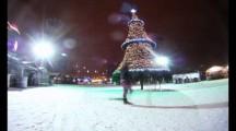 Зимна приказка в Бургас