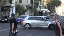 Бургаските протестиращи блокираха улици